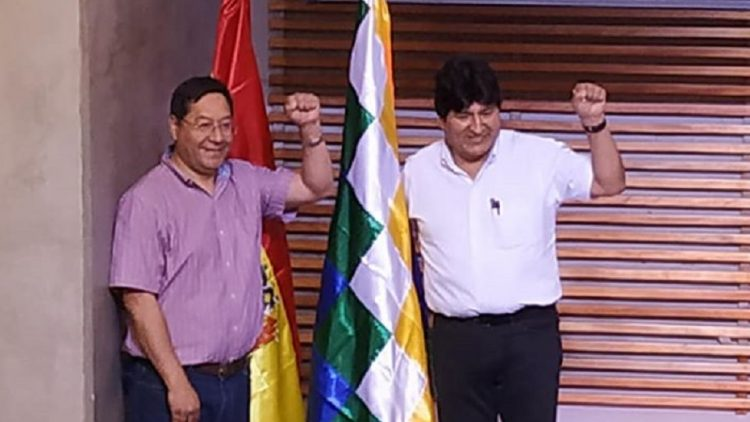 [Bolivie] « Nous avons montré au monde qu'un modèle économique alternatif est possible », Luis Arce