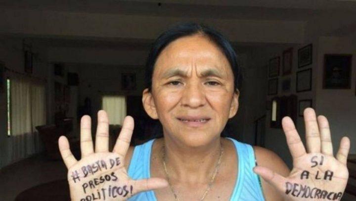 Per la libertà di Milagro Sala, quattro anni dopo il suo arresto