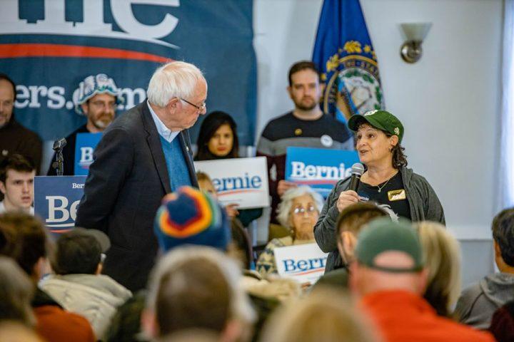 Bernie Sanders condena con firmeza el ataque a Suleimani