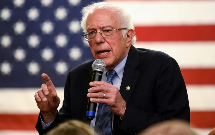 US: Bernie Sanders halts bid for Democratic presidential nomination
