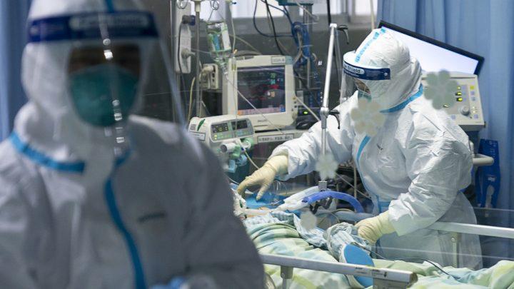 Pneumonie à partir du nouveau coronavirus en Chine: nouveau défi ?