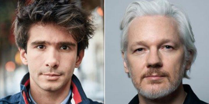 Juan Branco dénonce la répression étatsunienne envers Julian Assange