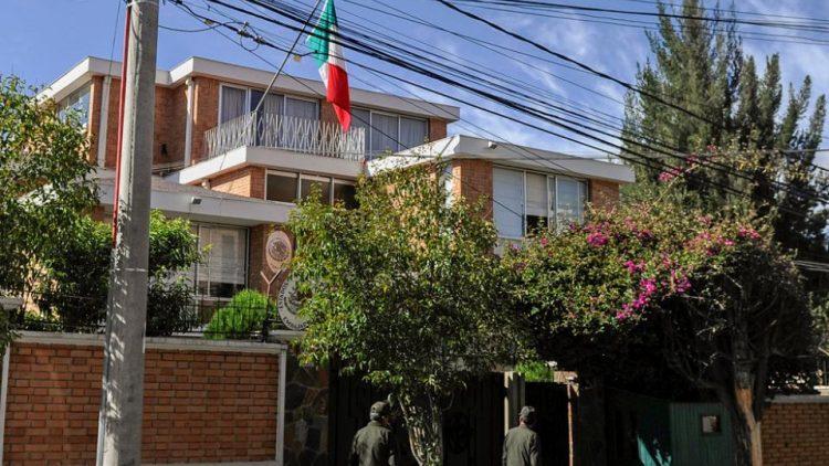 ambasciata Messico