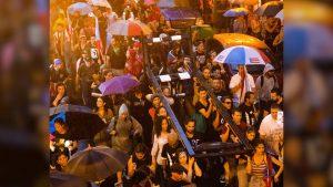 Manifestantes puertorriqueños exigen la renuncia de la gobernadora Wanda Vázquez