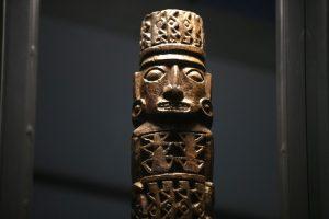[Perú] Comprueban que ídolo de Pachacamac pertenece a la época Wari