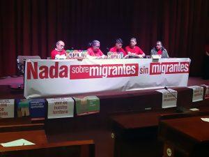 Ecuador: «Nada sobre migrantes, sin migrantes»