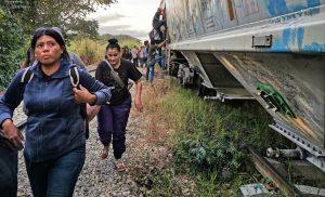 Mujeres migrantes «no se van, las expulsan»: Red Nacional de Defensoras en Honduras