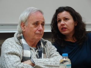 O Ιλάν Παπέ στην Αθήνα καλεσμένος του κινήματος BDS