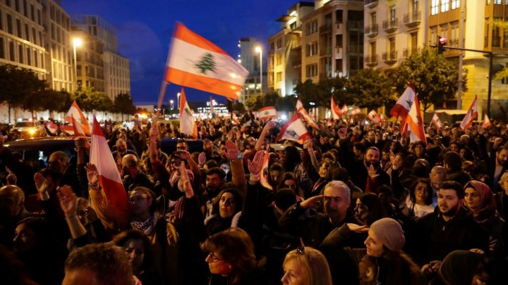 New government in Lebanon still failing to diffuse protests as many raise slogan: Revolution, Revolution