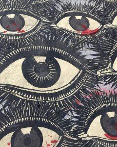 [Chile] Intervención de arte callejero