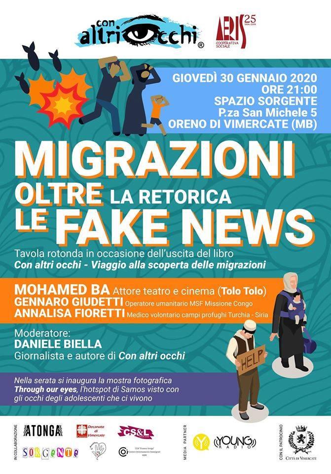 Migrazioni, oltre le fake news