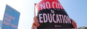 La phase 2 : la grève des enseignantes et enseignants de l'Ontario débute le 28 janvier