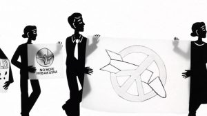 Bordeaux, 25 février : soirée débat sur le désarmement nucléaire