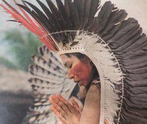 In Brasile una donna è l'autorità spirituale della tribù Yawanawa