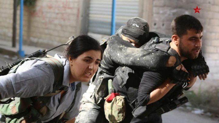 Confermato l'uso di armi chimiche da parte della Turchia a Serekaniye, Siria del nord-est