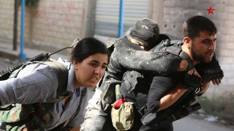 Resistenza Kurda Sereniye
