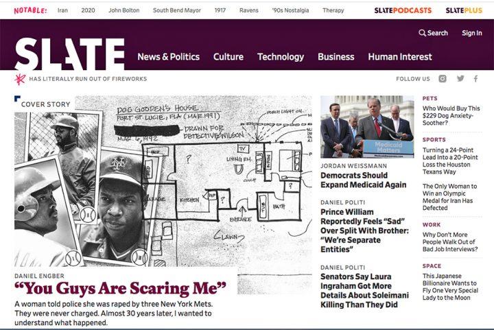 'Uma repressão perturbadora à liberdade de imprensa': Paquistão bloqueia arbitrariamente o site Slate.com
