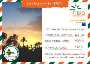 Tunisia, giovani di 4 paesi insieme per l'oasi di Chenini-Gabe's