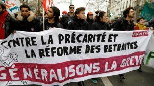 Francia: Emmanuel Macron se ancla a la derecha