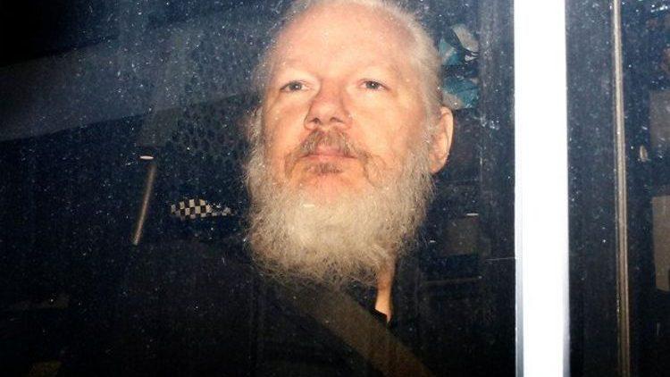 """Julian Assange: """"Ich kann die schreckliche Ungerechtigkeit nicht vergeben"""""""