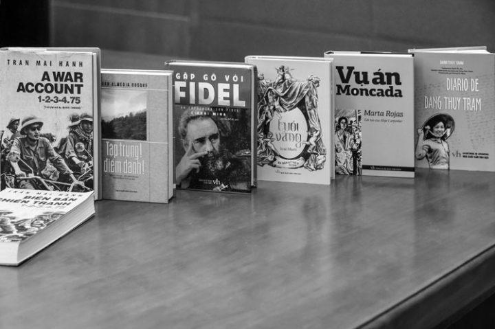 Vietnã e Cuba leem e crescem juntos