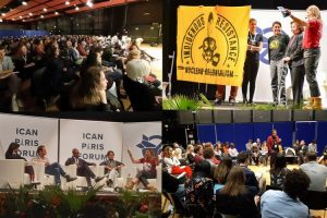 """Forum Ican di Parigi – Prima giornata: """"Luce in Tempi Oscuri"""""""