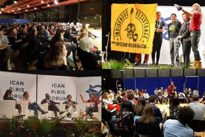 ICAN PARIS FORUM – Day 1: Light in Dark Times