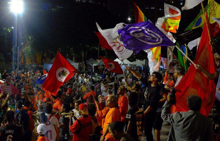 Brasil: huelga de petroleros