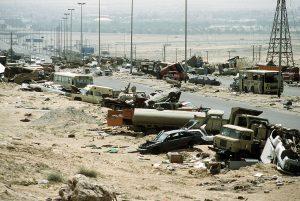 Guerra del Golfo: el exterminio del 26 de febrero de 1991