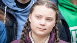 Greta Thunberg vai estrelar série de TV