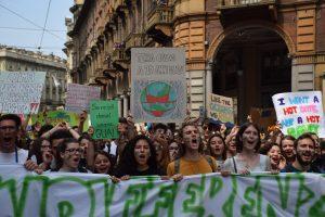 Stop Climate Change Space: evento organizzato da Fridays For Future