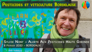 [France] Alerte aux Pesticides Haute Gironde