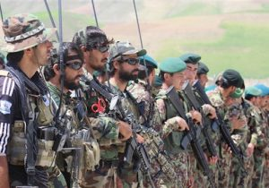 "Afghan troops say Taliban are brothers and war is ""not really our fight."""