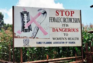 Mutilación genital femenina: batalla por la tolerancia cero