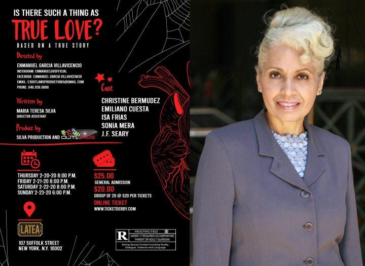 Una entrevista con María Teresa Silva: ¿Existe algo como el amor verdadero?