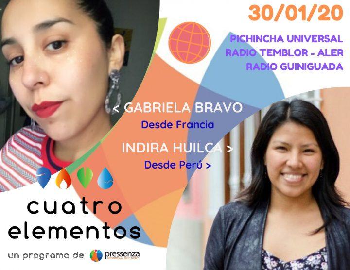 Cuatro Elementos 30/01/2020 Perú y Francia en la mira