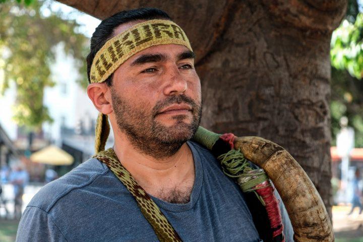 """""""Ho scoperto di essere Mapuche grazie alla Musica"""""""