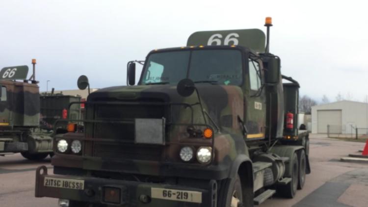 RT-Exklusiv: US-Armee bringt containerweise Gerät über Sachsen nach Polen