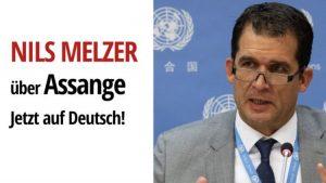 UN-Sonderberichterstatter Nils Melzer über den Fall Julian Assange