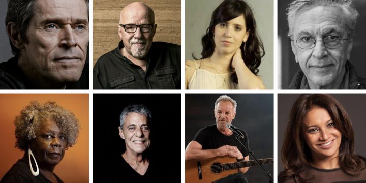 Paulo Coelho, Caetano, Sting e mais 2 mil personalidades assinam carta contra Bolsonaro