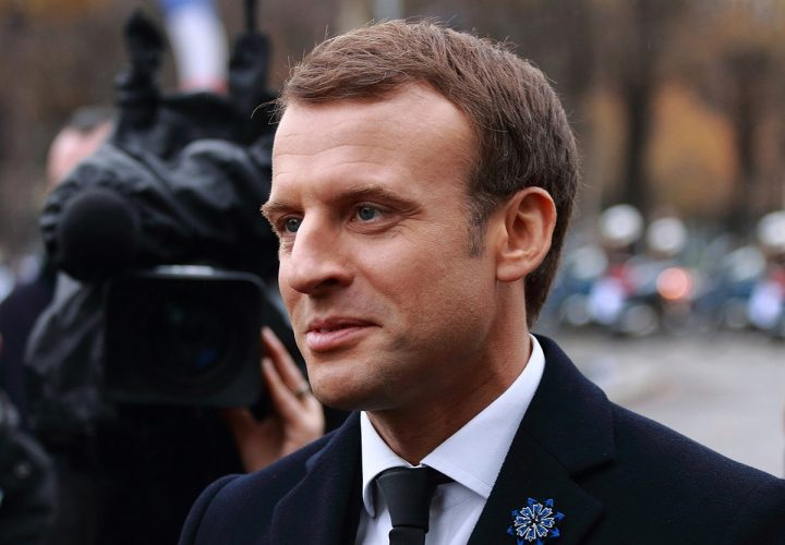 Macron proposes European role for French nuclear weapons, won't meet with Hiroshima Survivor