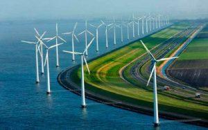 Reino Unido, España y Alemania son los países líderes en instalación de energía eólica
