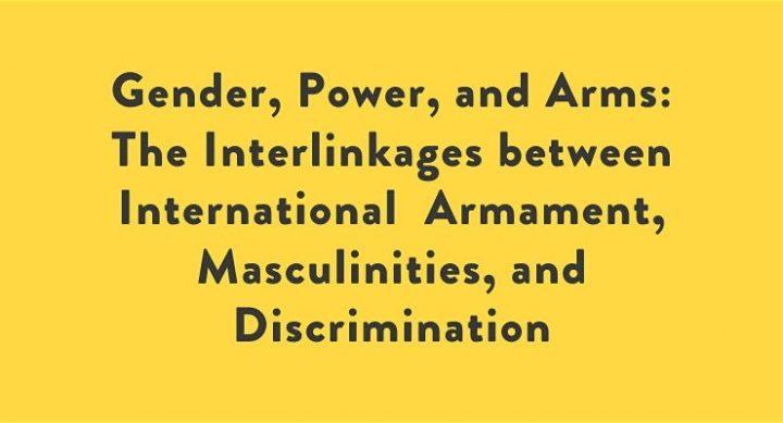 Zusammenhang zwischen Gender, Macht und Waffen