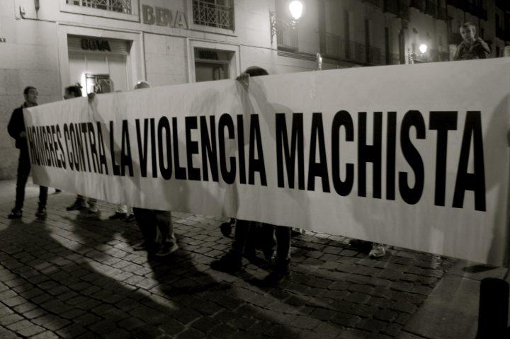 Hombres contra la violencia en México
