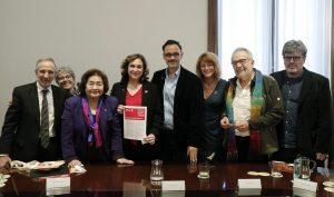 Barcelona per l'abolició de les armes nucleras