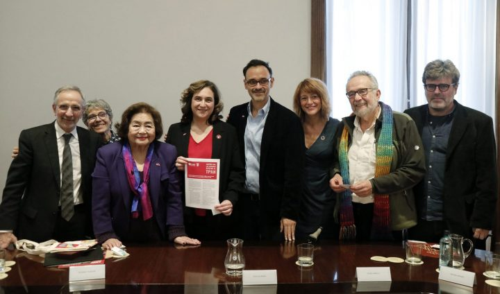 Barcelona por la abolición de las armas nucleares