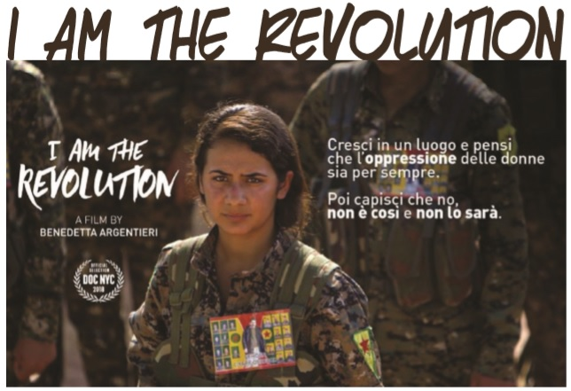 """I Am the Revolution"" a Legnano"
