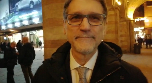 Intervista al Sindaco di Bologna,Virginio Merola