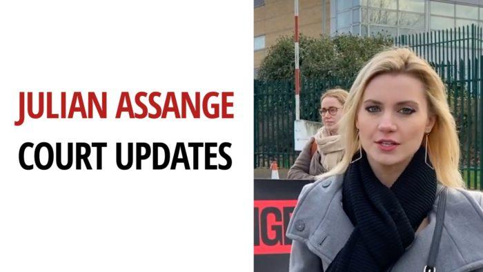 Affaire Julian Assange : informations sur l'affaire en cours – Jours 3 et 4