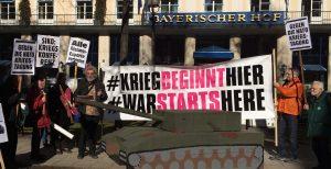 AntiSIKO 2020: Die Münchener Sicherheitskonferenz ist ein Klassentreffen der NATO